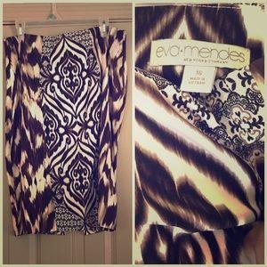 NY&Co Eva Mendes Pencil Skirt